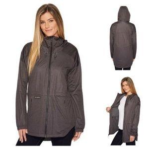 COLUMBIA Northbounder Women Waterproof Jacket Grey